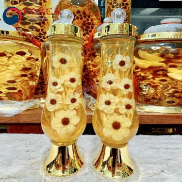 Bình rượu hoa sâm 3,2 lít bình số 147